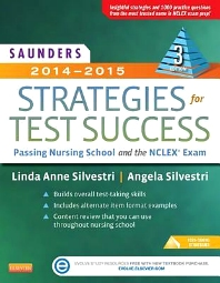 Saunders 2014-2015 Strategies for Test Success - 3rd Edition - ISBN: 9781455733194, 9781455776771