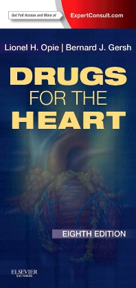 Drugs for the Heart - 8th Edition - ISBN: 9781455733224, 9781455726752