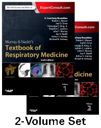 Cover image for Murray & Nadel's Textbook of Respiratory Medicine, 2-Volume Set