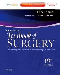 Cover image for Sabiston Textbook of Surgery E-Book