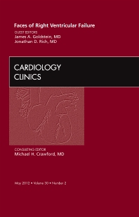 Cover image for Faces of Right Ventricular Failure, An Issue of Cardiology Clinics