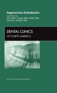 Cover image for Regenerative Endodontics, An Issue of Dental Clinics