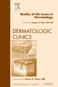 Cover image for Quality of Life Issues in Dermatology, An Issue of Dermatologic Clinics
