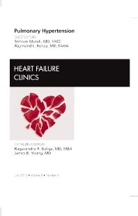 Cover image for Pulmonary Hypertension, An Issue of Heart Failure Clinics