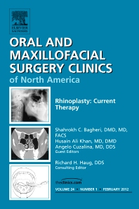 Cover image for Rhinoplasty: Current Therapy, An Issue of Oral and Maxillofacial Surgery Clinics