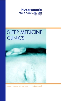 Cover image for Hypersomnia, An Issue of Sleep Medicine Clinics