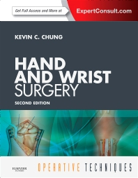 Operative Techniques: Hand and Wrist Surgery - 2nd Edition - ISBN: 9781455740246, 9781455733583