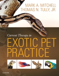 Cover image for Current Therapy in Exotic Pet Practice
