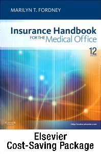 Insurance Handbook for the Medical Office - Text, Workbook, 2013 ICD-9-CM for Hospitals, Volumes 1, 2 & 3 Standard Edition, 2012 HCPCS Level II and 2012 CPT Standard Edition Package