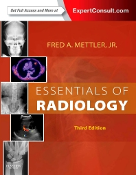 Cover image for Essentials of Radiology
