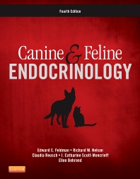 Cover image for Canine and Feline Endocrinology