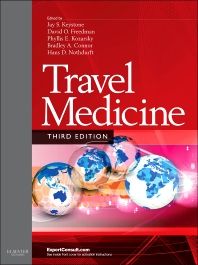 Cover image for Travel Medicine E-Book