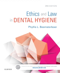 Cover image for Ethics and Law in Dental Hygiene