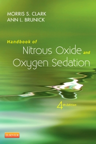 Cover image for Handbook of Nitrous Oxide and Oxygen Sedation