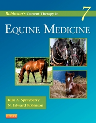 Cover image for Robinson's Current Therapy in Equine Medicine