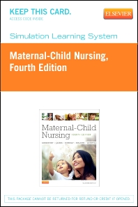 Simulation Learning System for McKinney: Maternal-Child Nursing (Retail Access Card)
