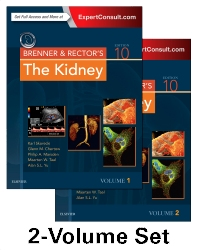 Brenner and Rector's The Kidney, 2-Volume Set, 10th Edition,Karl Skorecki,Glenn Chertow,Philip Marsden,Maarten Taal,Alan Yu,ISBN9781455748365