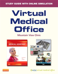 Virtual Medical Office for Today's Medical Assistant (Retail Access Card)