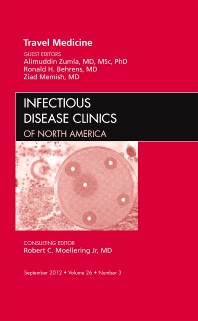 Cover image for Travel Medicine, An Issue of Infectious Disease Clinics