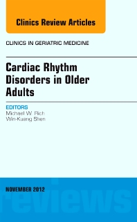 Cover image for Cardiac Rhythm Disorders in Older Adults, An Issue of Clinics in Geriatric Medicine
