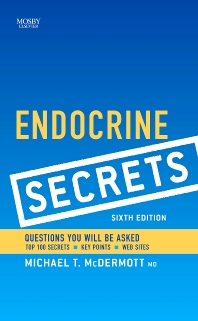 Cover image for Endocrine Secrets