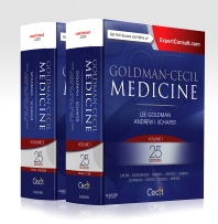 Goldman-Cecil Medicine,  2-Volume Set - 25th Edition - ISBN: 9781455750177, 9780323322867