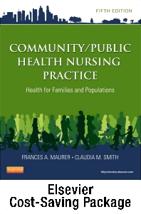 Cover image for Community/Public Health Nursing Online for Community/Public Health Nursing Practice (User Guide, Access Code and Textbook Package)