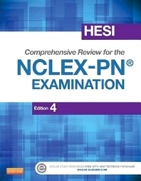 HESI Comprehensive Review for the NCLEX-PN®  Examination - 4th Edition - ISBN: 9781455751068, 9781455751105
