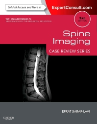 Spine Imaging: Case Review Series - 3rd Edition - ISBN: 9781455751167, 9780323248785