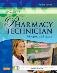 Mosby's Pharmacy Technician, 4th Edition,ISBN9781455751785