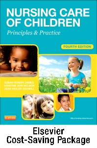 Cover image for Nursing Care of Children - Text and Virtual Clinical Excursions Package