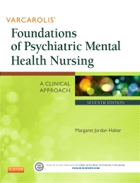 Cover image for Varcarolis' Foundations of Psychiatric Mental Health Nursing