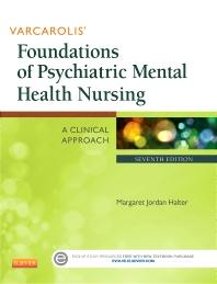 Cover image for Varcarolis' Foundations of Psychiatric Mental Health Nursing