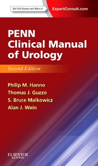 Cover image for Penn Clinical Manual of Urology