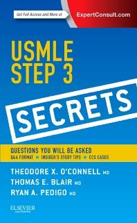 Cover image for USMLE Step 3 Secrets