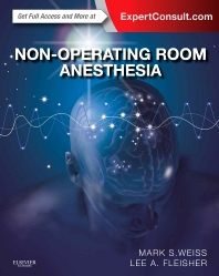 Cover image for Non-Operating Room Anesthesia