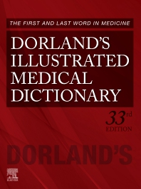 Cover image for Dorland's Illustrated Medical Dictionary