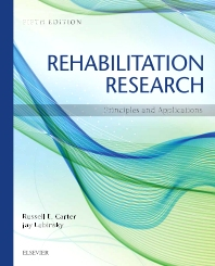 Rehabilitation Research, 5th Edition,Russell Carter,Jay Lubinsky,ISBN9781455759798