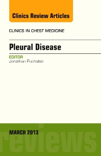 Pleural Disease, An Issue of Clinics in Chest Medicine - 1st Edition - ISBN: 9781455770731, 9781455771486