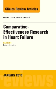 Cover image for Comparative-Effectiveness Research in Heart Failure, An Issue of Heart Failure Clinics