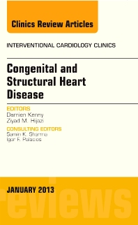 Cover image for Congenital and Structural Heart Disease, An Issue of Interventional Cardiology Clinics
