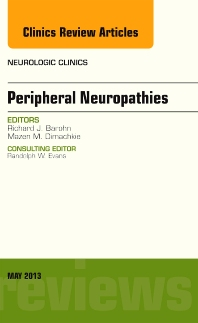 Cover image for Peripheral Neuropathies, An Issue of Neurologic Clinics