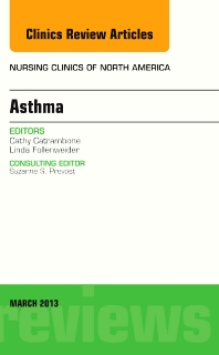 Cover image for Asthma, An Issue of Nursing Clinics