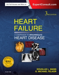 Cover image for Heart Failure: A Companion to Braunwald's Heart Disease