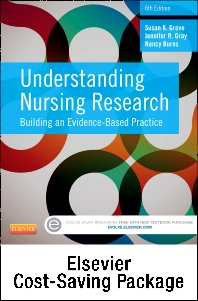 Cover image for Understanding Nursing Research - Text and Study Guide Package