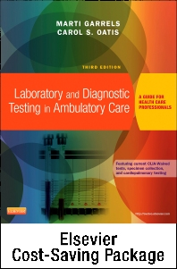 Laboratory and Diagnostic Testing in Ambulatory Care - Text and Workbook Package - 3rd Edition - ISBN: 9781455772490