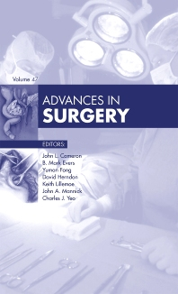 Advances in Surgery - 1st Edition - ISBN: 9781455772728, 9781455772964