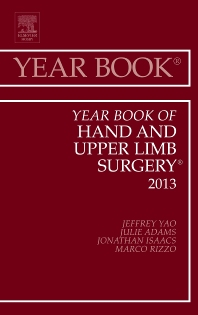 Cover image for Year Book of Hand and Upper Limb Surgery 2013