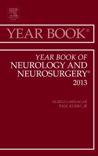 Year Book of Neurology and Neurosurgery - 1st Edition - ISBN: 9781455772797, 9781455773039