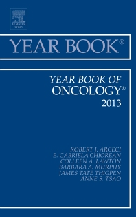 Cover image for Year Book of Oncology 2013